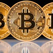 Bitcoins og online betaling